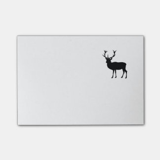 Black Stag Post-it Notes