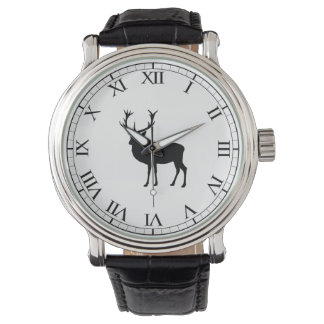 Black Stag Watch