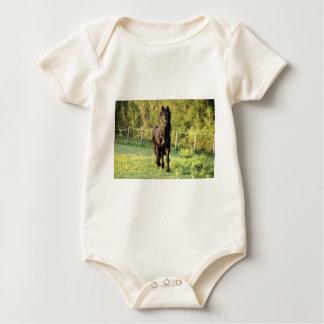 Black Stallion Baby Bodysuit