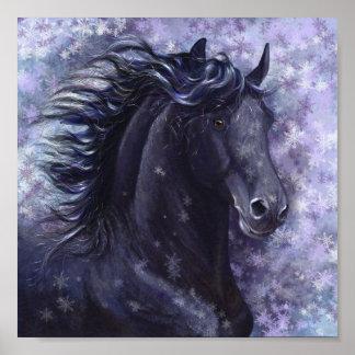 Black Stallion Poster