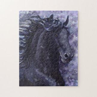 Black Stallion Puzzle