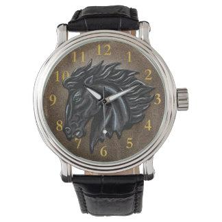 Black Stallion Watch