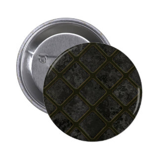 Black Standard, 2¼ Inch Round Button