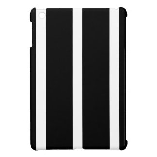 Black Stripe With White Case For The iPad Mini