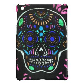 Black Sugar Skull 2 Cover For The iPad Mini