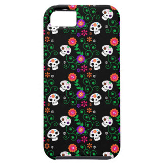 black sugar skull iPhone 5 case