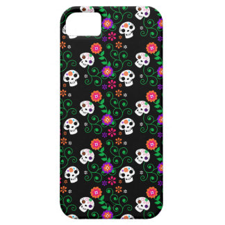 black sugar skull iPhone 5 covers