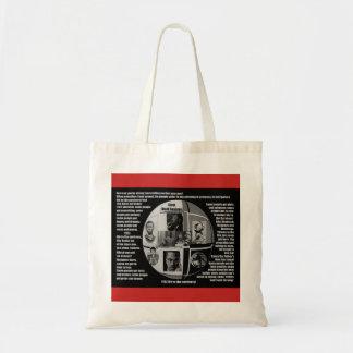 Black Survivors Tote Bag