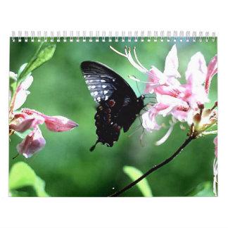 Black Swallowtail (2) Wall Calendar