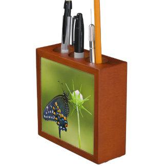 Black Swallowtail butterfly Desk Organisers