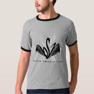 Black Swan Rising Ringer T T-Shirt