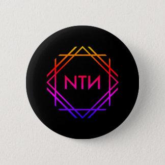 Black/Technicolor button