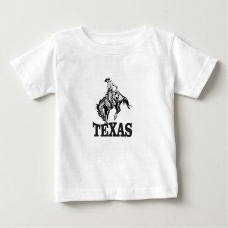 Black Texas Baby T-Shirt