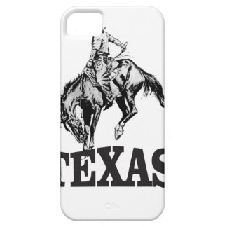 Black Texas Case For The iPhone 5