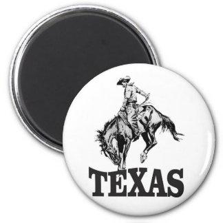 Black Texas Magnet