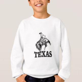 Black Texas Sweatshirt