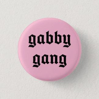Black Text Gabby Gang Button