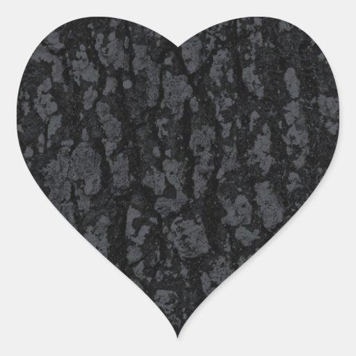 BLACK TEXTURE GROUND BACKGROUND TEMPLATE PATTERN HEART STICKERS