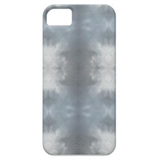 Black Tie-dye iPhone case