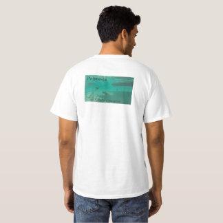Black Tip Reef Shark  T-Shirt two sides