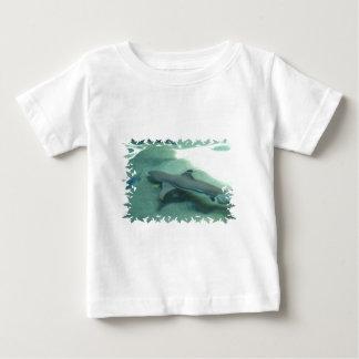 Black Tipped Shark Baby T-Shirt