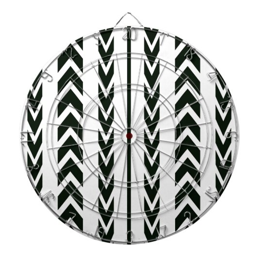 Black Tire Tread Dartboard