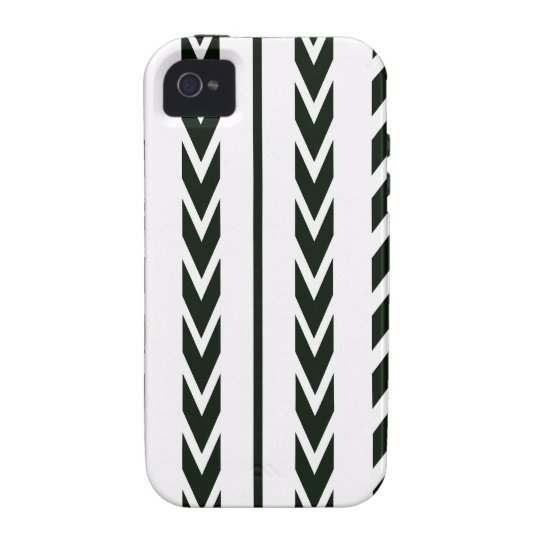 Black Tire Tread iPhone 4 Covers
