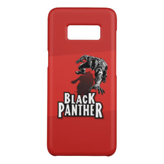 Black to panther RED Case-Mate Samsung Galaxy S8 Case