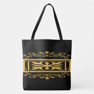 Black Tote Tote Bag