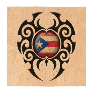 Puerto rican tribal tattoo gifts t shirts art posters for Henna tattoo in puerto rico