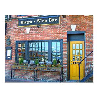 Black Trumpet Bistro & Wine Bar Postcard