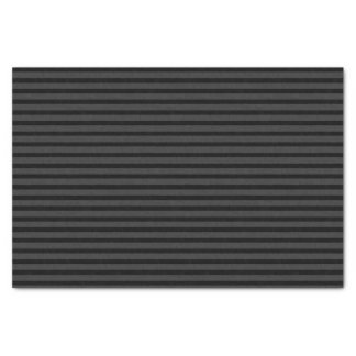 Black Tuxedo Charcoal Grey Baby Stripe Formal Tissue Paper