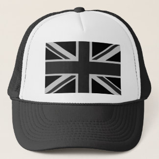 Black Union Jack Hat