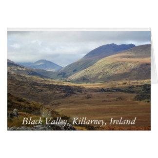 Black Valley, Killarney, Ireland  Photocard Card