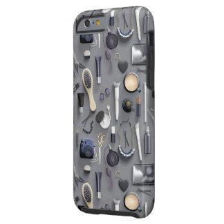 Black Vanity Table Tough iPhone 6 Case