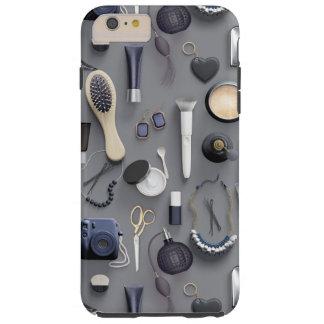 Black Vanity Table Tough iPhone 6 Plus Case