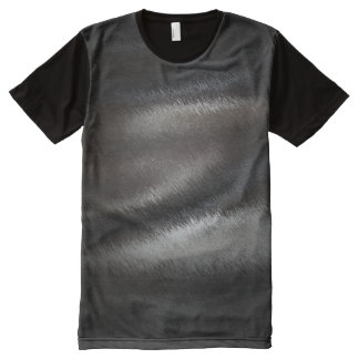 BLACK VELVET All-Over PRINT T-Shirt