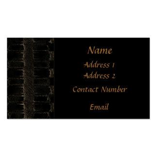 Black Velvet Business Card