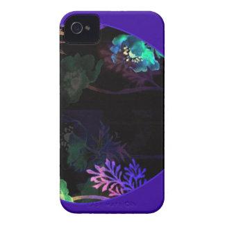 Black Velvet Heart Case Case-Mate iPhone 4 Cases