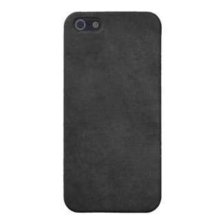 Black Velvet iPhone 5/5S Cover