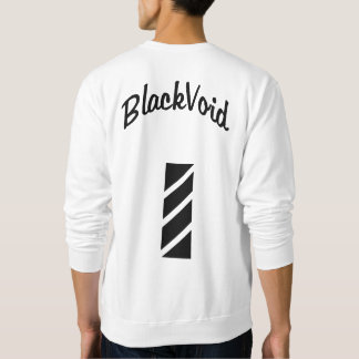 BLACK VOID SWEATSHIRT