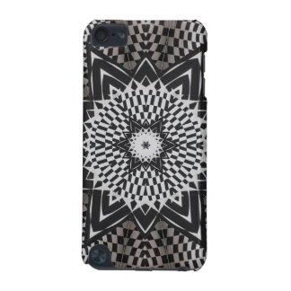 black vs white Mandala iPod Touch 5G Case