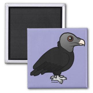 Black Vulture Magnet