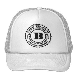 Black-Wall-Street Cap