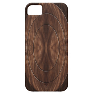 Black Walnut Woodworking Design Reproduction Case For The iPhone 5