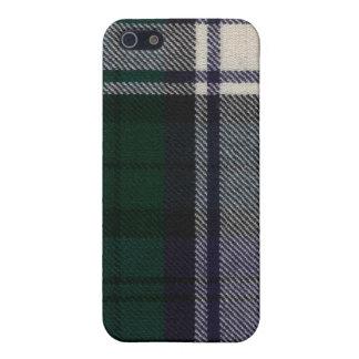 Black Watch Dress Modern iPhone 4 Case
