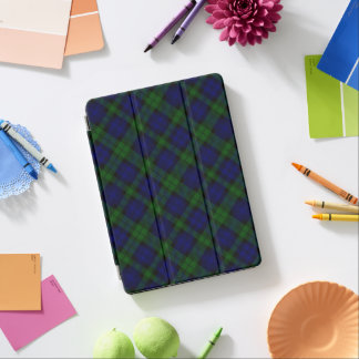 Black Watch iPad Pro Cover