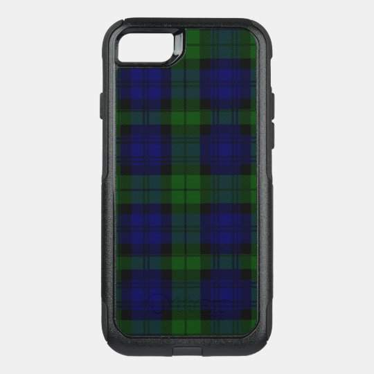 Black Watch OtterBox Commuter iPhone 8/7 Case