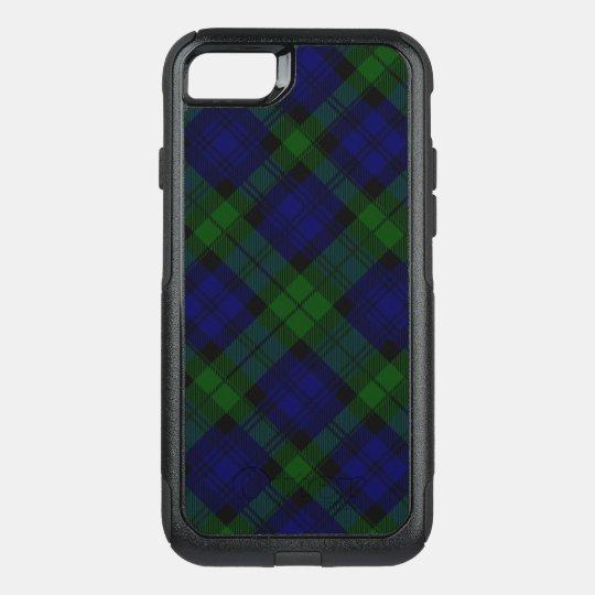 Black Watch OtterBox Commuter iPhone 8/7 Case