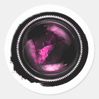 Black Wax Mystic Pink Amethyst Opal Crest Seal